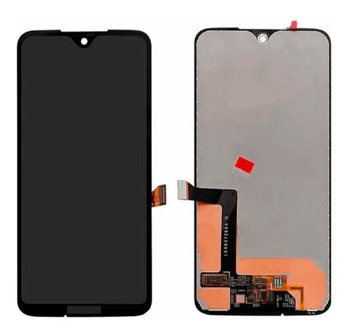 Frontal Tela Touch Lcd Display Moto G7 G7 Plus Xt1965 Xt1962