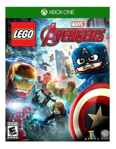 Lego Marvel's Avengers Standard Edition Digital Xbox One Warner Bros.
