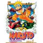 Mangá Naruto Gold Volume 1 Panini (lacrado)