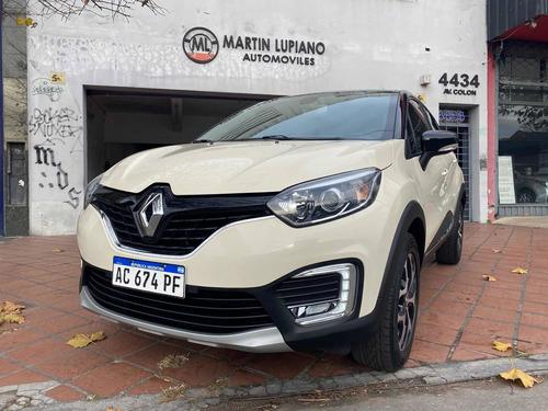 Renault Captur 1.6 Intens Cvt 2018 Vtv 43.000 Kms Impecable
