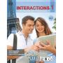 Interactions 1 A1.1 Livre Tout En Un Dvd rom