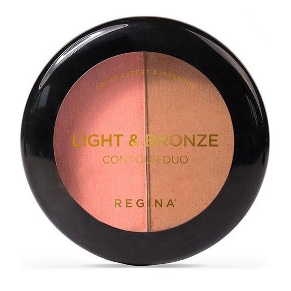 Light & Bronze Duo Bronceador + Rubor Durazno | Atardecer 02