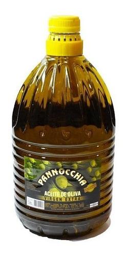 Aceite De Oliva Extra Virgen Pannocchia X 5 Lts - Envío S/c