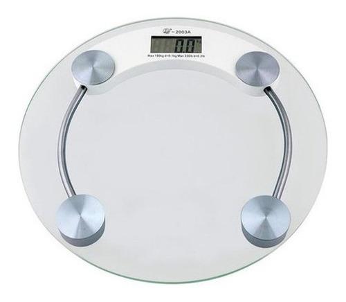 Balança Corporal Digital Banheiro Academia Consultório 180kg