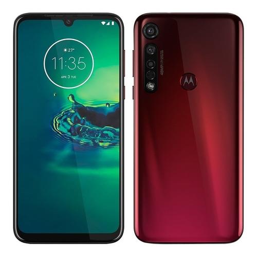 Celular Motorola Moto G8 Plus Xt2019 64gb 4gb 6.3  Seminovo
