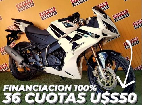 Winner Spitzer 125cc Oprtunidad Okm !!!