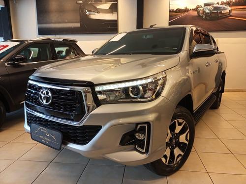 Toyota Hilux Cd Srx 2.8 4x4 Diesel, 2019 Com 36.400 Km