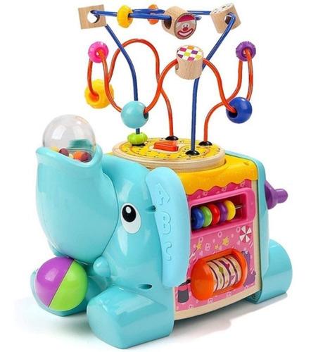Brinquedo Educativo Cubo Aprendizado Infantil Criatividade