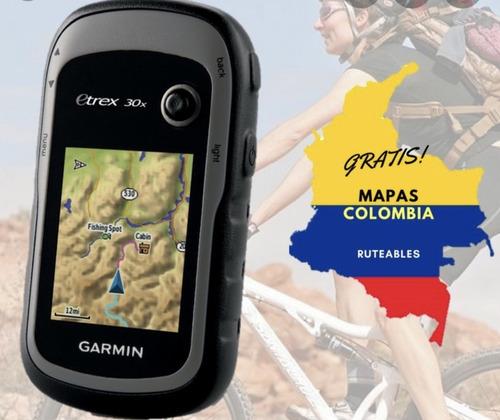 Gps Garmin Etrex 30x Altimetro Brujula 3 Ejes Personal 100%