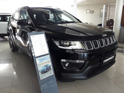 Jeep Compass 2.4 Sport Transmisión Automatica - Panamer