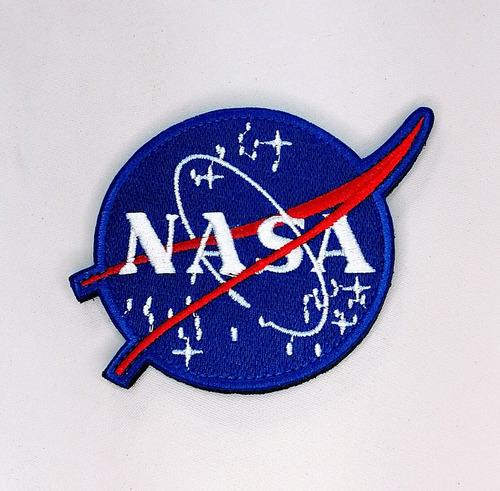 Parche Espacial, N A S A