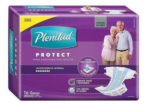 Pañales Para Adultos Plenitud Protect Talle G Liquido!!!