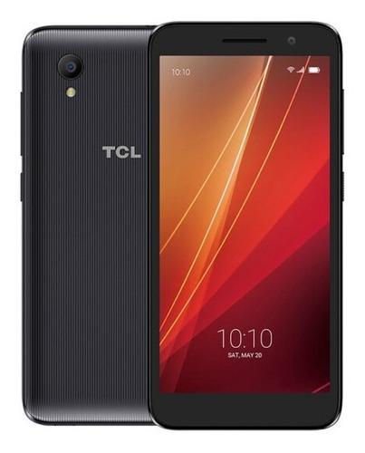 Celular Tcl L5 Preto 16gb Dual Sim Com Capa E Película