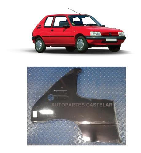 Guardabarro Trasero Derecho Peugeot 205 Xs Original
