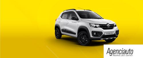 Renault Kwid Outsider Mecánico - 2022