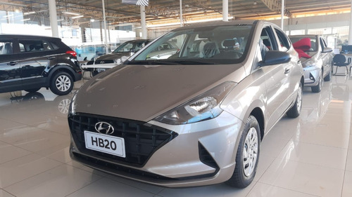 Hyundai - New Hb20 1.0 Sense 21/22