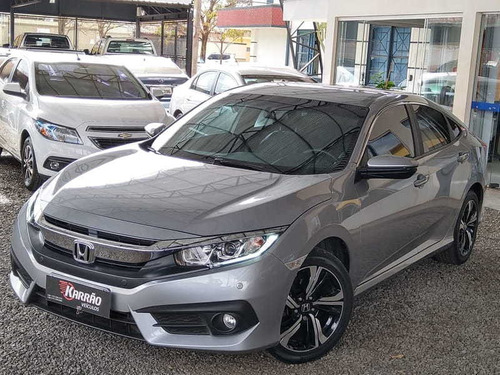 Honda Civic Sedan Exl 2.0 Flex 16v Aut 4p