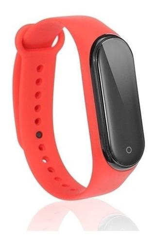 Pulseira Relógio Inteligente Smartband Smartwatch Cardíaco