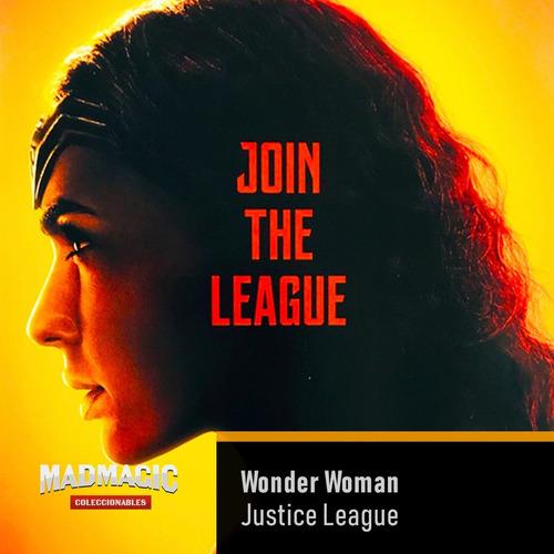 Justice Leaguewonder Woman Mujer Maravilla Qfig