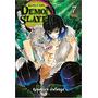 Livro Demon Slayer: Kimetsu No Yaiba 7