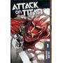 Attack On Titan Volume 1 (inglês)