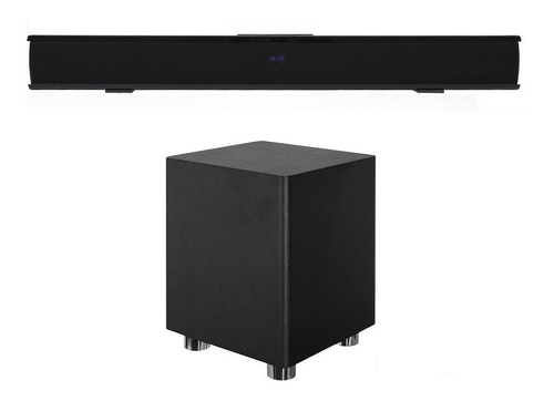 Caixa De Som Soundbar Hoopson Sw01 Bluetooth