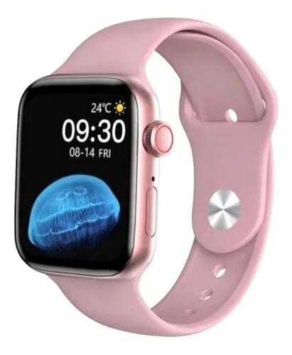 Hw22 Smartwatch Series 6 Iwo 2021 Relógio Português Novo