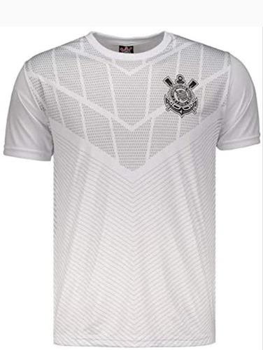 Camiseta Branca Corinthians Oficial