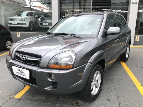 Hyundai Tucson 2.0 16v 4p Gls-b Automático