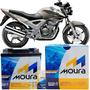 Bateria P/ Moto Honda Cbx 250 Twister 2001/2008 Frete Grátis