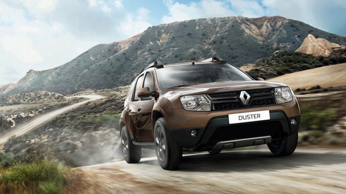 Renault Duster 1.6 Ph2 4x2 Expression 2020