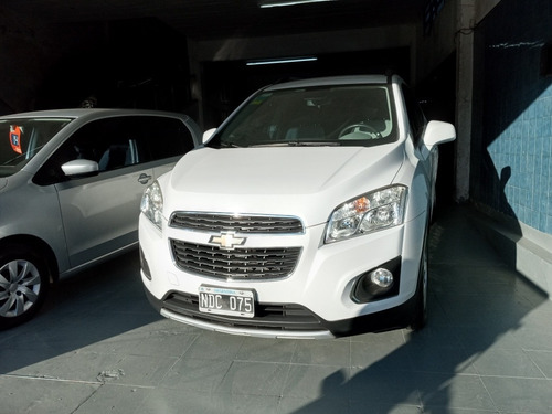 Chevrolet Tracker 1.8 Ltz Fwd Mt 140cv 2013 Unica Mano