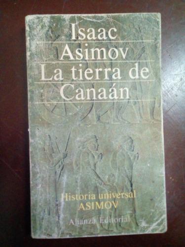 La Tierra De Canaán - Isaac Asimov