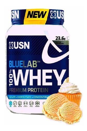 Whey Protein Usn 2kg Vainilla Proteina Isolada! Mejor Precio