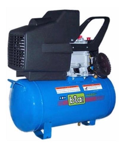 Compresor De Aire Eléctrico Bta Tools D-ca2-25-6 Monofásico 220v 50hz