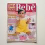 Revista Tricô E Crochê Bebê Xales E Macacões N°08 Bb992