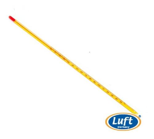 Termómetro De Uso Químico De Alcohol Luft 512150 -10º +150º