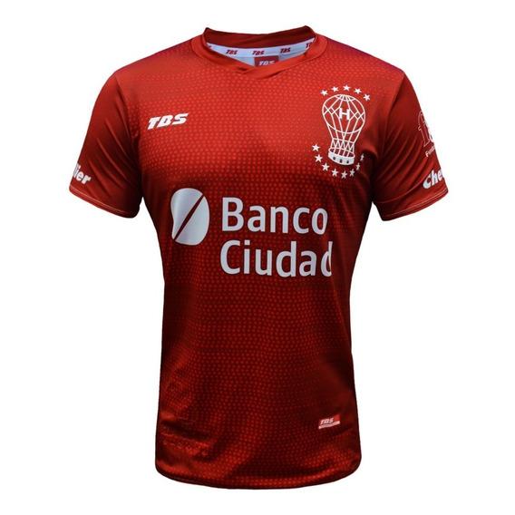 Camiseta Alternativa Huracan Tbs Roja Nueva 2019 Original