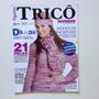 Revista Tricô Inverno Cachecol Blusas Vestidos N°23 Bb915