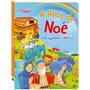 Aventuras Bíblicas Em: Livro C/ Quebra cabeça: A Arca De Noé