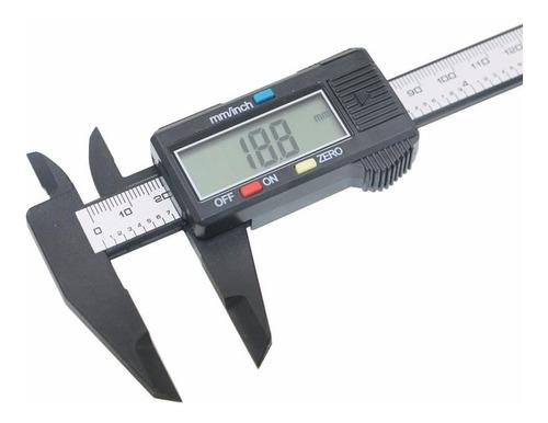 Micrometro Digital Calibrador Escala Electronica Lcd