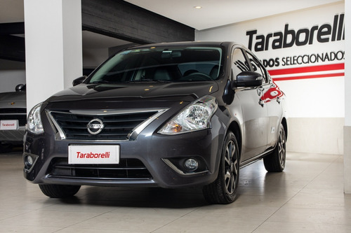 Nissan Versa Exclusive At Pure Drive F2