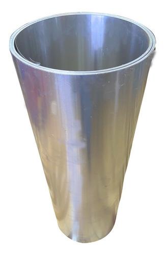 Bobina Alumínio - 0,4 X 1000mm [10 Metros]