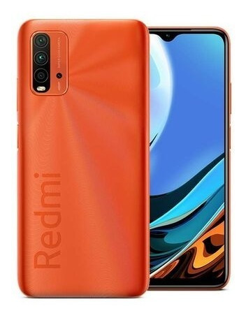 Xiaomi Redmi 9t 128gb 6gb Ram Sunrise Orange - Global