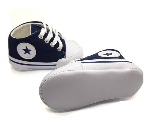 All Star Baby Sapatinho / Tênis Para Bebês Varias Cores Lona