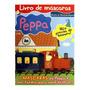Peppa Pig Livro De Máscaras