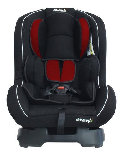 Butaca Infantil Para Auto Avanti Flyer Rojo