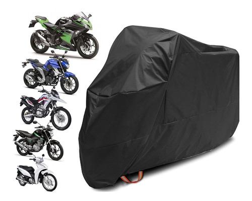 Capa Moto Térmica Protetora Sol Chuva Impermeável Eco Capas