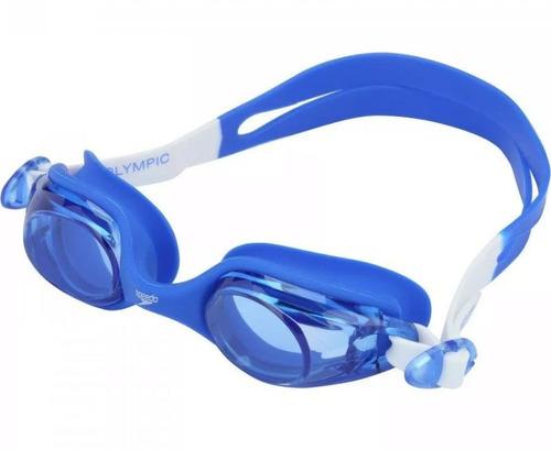 Óculos Natação Speedo Jr Olympic Infantil