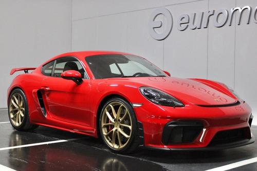 Porsche Gt4 2020